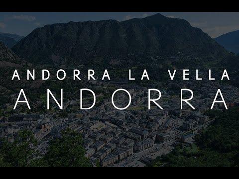 Andorra la Vella - Andorra 2017