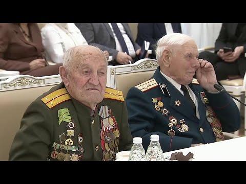 Владимир Путин подписал указ о единовременных выплатах ветеранам Великой Отечественной войны.