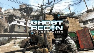 Ghost Recon Future Soldier - Ultra Settings - 4K
