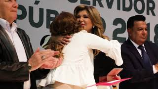 Servidores Públicos hacen fuerte a Sonora: Gobernadora Pavlovich