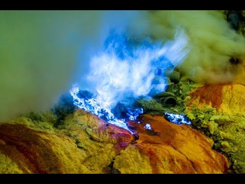 Fire: How Hot is Blue Fire - World Geographic Channel