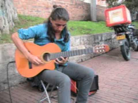 Samuel castrillón.-Jazz Gitano