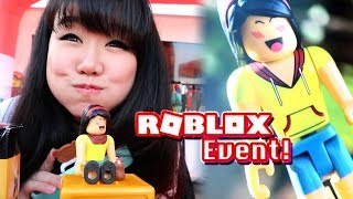 Roblox Toys Walmart Pop-Up Event Vlog! - DOLLASTIC PLAYS!