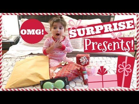 SURPRISE Christmas Presents! | December 28, 2017