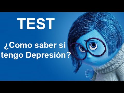 Test: ¿Cómo saber si tengo Depresión? - YouTube
