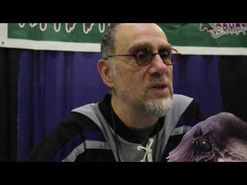 Tales from the Crypt! Exclusive  with actor John Kassir