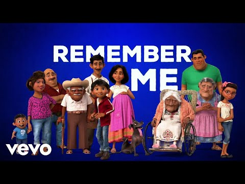 Miguel  Remember Me Dúo From Coco Lyric  ft Natalia Lafourcade