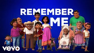 "Miguel - Remember Me (Dúo) (From ""Coco""/Official Lyric Vide..."
