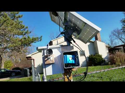 Solar Powered Security Cameras Update
