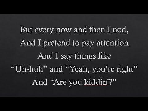 Brad Paisley - Holdin' on to You (Lyrics)