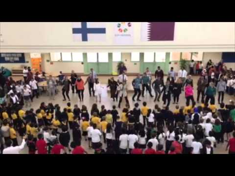 Muuvit gets schools moving - Qatar Finland Intl School, Doha