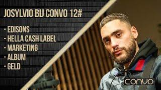 JOSYLVIO BIJ CONVO (12#) - OVER HELLA CASH, LABEL, EDISONS, GELD, MARKETING
