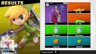 Super Smash Bros Ultimate World of Light Part 381- Gen