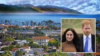 Santa Barbara: Prince Harry and Meghan's new home | Royal Family
