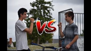 GAME OF SCOOT THOMAS COJAN VS HUGO BOURRELLY