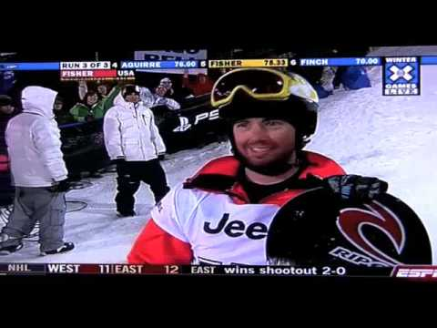 Shaun White vs Kevin Pearce '09 Winter X Games
