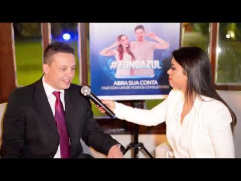 Marcos nosso entrevistado fala do Aplicativo