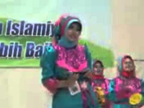 Lomba Qasidah Rebana MTsN Leuwimunding Tingkat Provinsi Jawa Barat (Bogor)