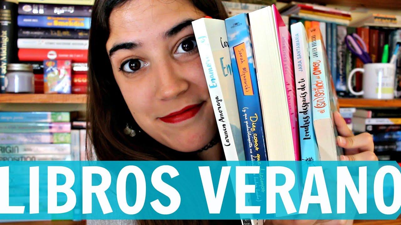 LIBROS PARA LEER EN VERANO 2016