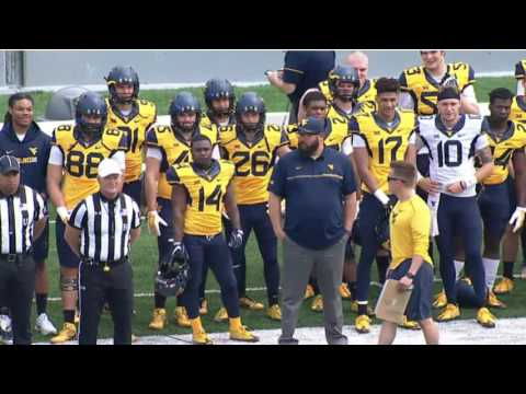 2017 West Virginia Football Spring Game