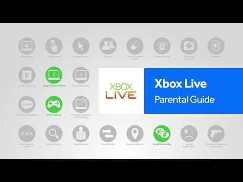Xbox Live Parental Controls | Screen Time