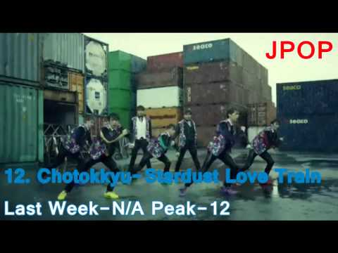 ASIAN MUSIC CHART 2015 June Week 1