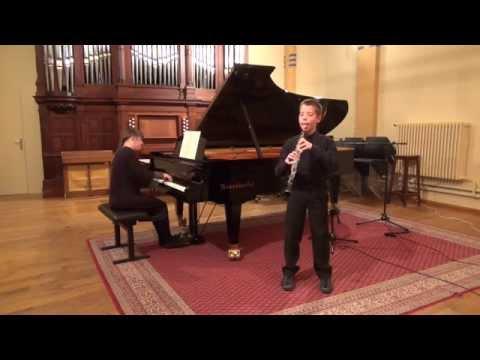 Cimarosa - Concerto for Oboe and Orchestra in c minor