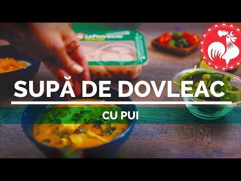 Rețete LaProvincia   Supă de dovleac cu pui