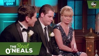 Family Prom Talk - The Real ONeals