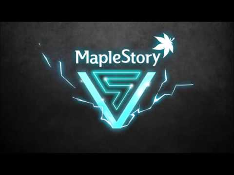 Maplestory - V Event/9th Anniversery Music (No Robotic Voice Part At Start)