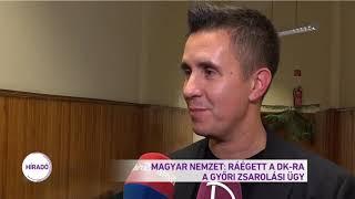 Magyar Nemzet: ráégett a DK-ra a győri zsarolási ügy