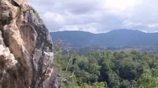 Crazy Horse Buttress@ Chiang Mai, Thailand.