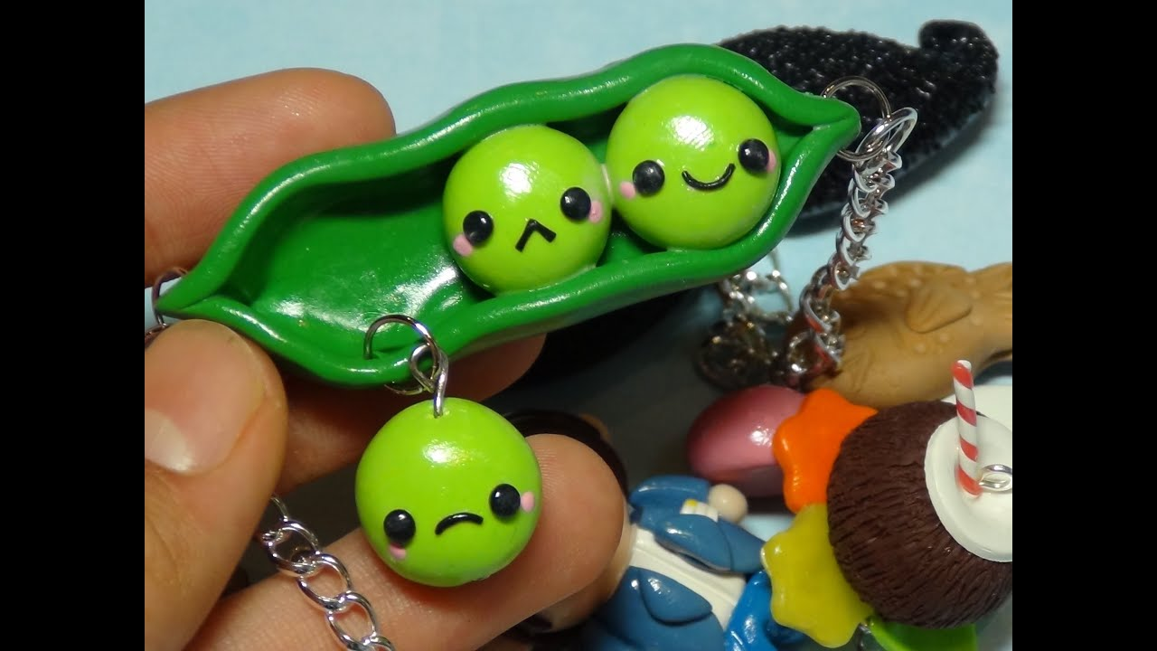 polymer clay charm update