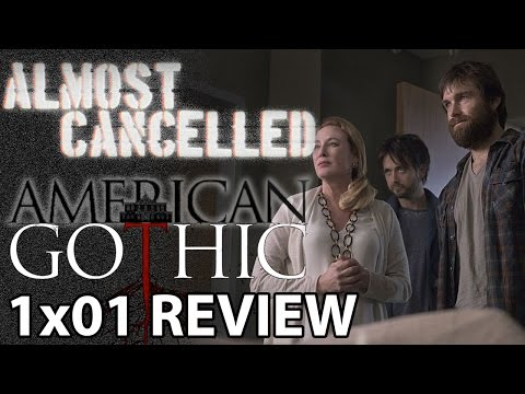 American Gothic Season 1 Episode 1 'Arrangement in Grey and Black' Review