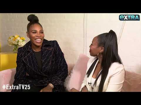 Serena Williams' Surprise Revelation About Online Dating