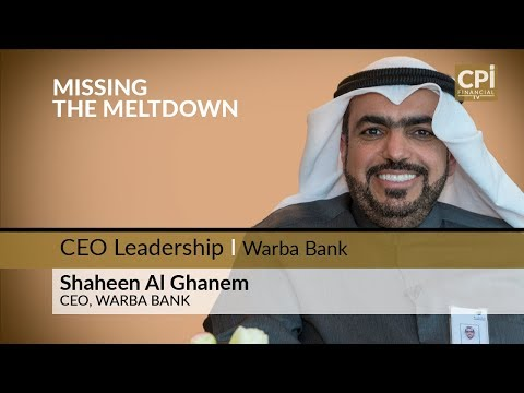 MISSING THE MELTDOWN – WARBA BANK