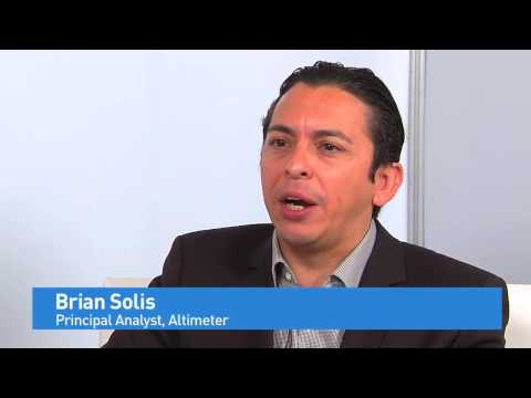 CRM Evolution Interviews Brian Solis