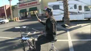 Ankunft in Los Angeles / RECLAIM YOUR STREETS USA 2013 mit Vinh Khuat