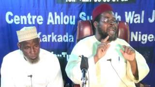 TARIHIN ANNABI MUSA DA FIR'AON 1/7 Sheikh ilias bin abdullah Damagaram