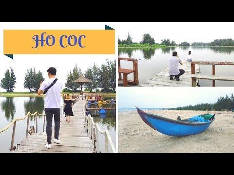 Biển Hồ Cốc Vũng Tàu đẹp tuyệt, hải sản rất rẻ