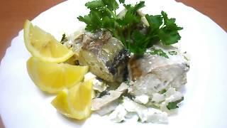 Сочный Минтай в духовке   Вкуснейшая запеченная рыба