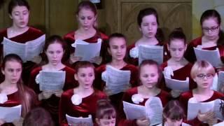 Большой Детский Хор им. В.С.Попова - «Stabat Mater» Перголези