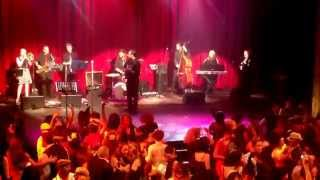 "Warren Earl Band - ""Flip Flop and Fly"" Brisbane Gangster Ball Tivoli Theatre Sep"