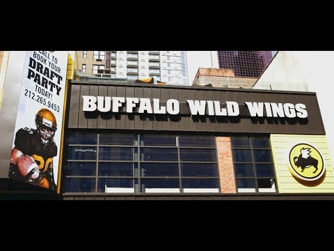 EA - GMS Brand Partnerships: Buffalo Wild Wings