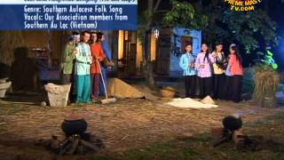 Traditional Folk Music from Southern Âu Lạc (Vietnam)