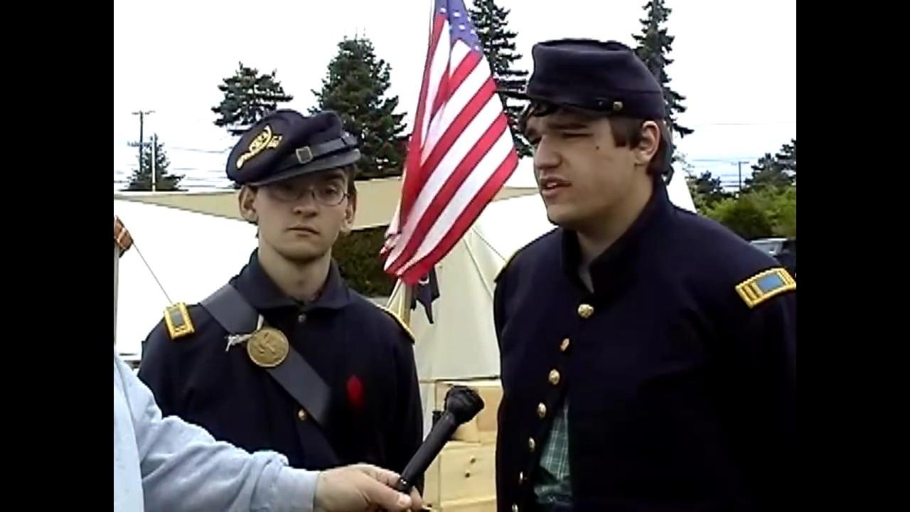 OLC - Civil War Encampment  5-15-10