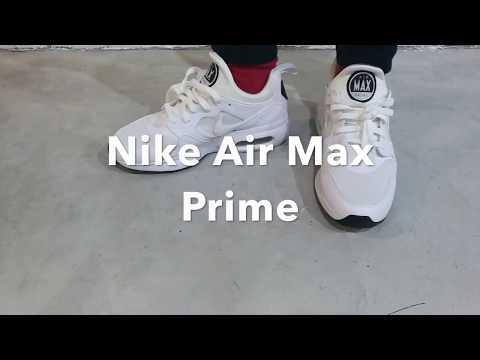 Nike Air max prime YouTube