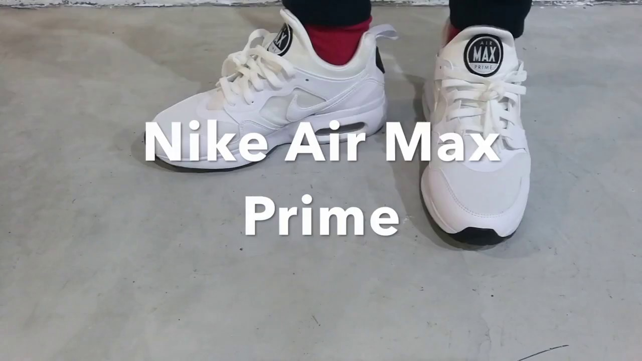 air max prime white
