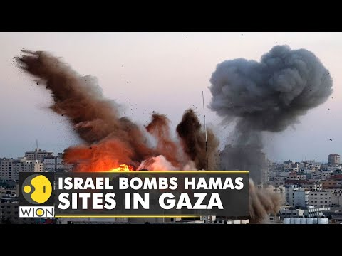 Israel launches airstrikes on Gaza    Latest English News   World   WION