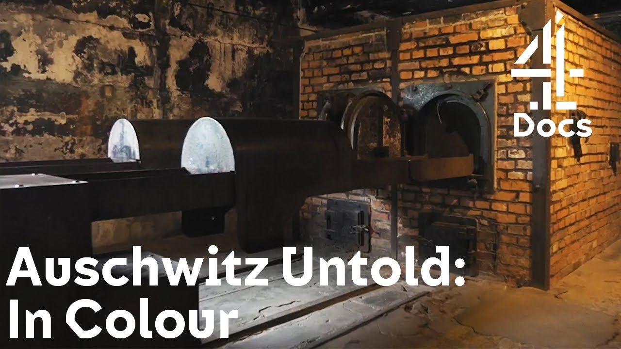Download Auschwitz Untold: In Colour | Story You Never Heard - Jewish Resistance That Bombed a Gas Chamber